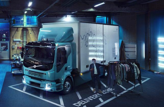 Volvo FL Electric, camião Volvo elétrico