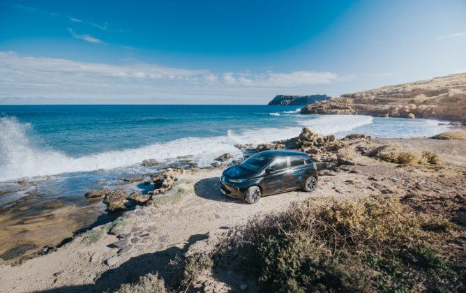 Porto Santo, ilha inteligente sem combustíveis fósseis