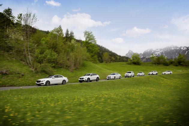 EQ S, Mercedes-Benz Classe S elétrico