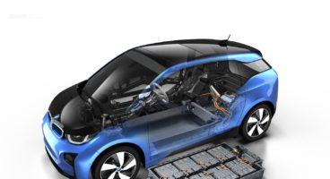 BMW i3, baterias
