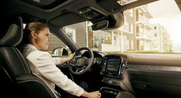 Volvo, sistema Android