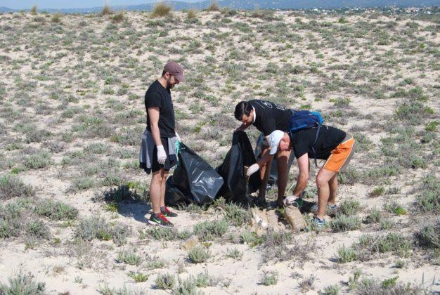 Grupo Hotéis Real, We Go Green, limpeza, praia, Parque Natural da Ria Formosa