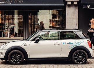 carsharing, DriveNow, partilha de carro
