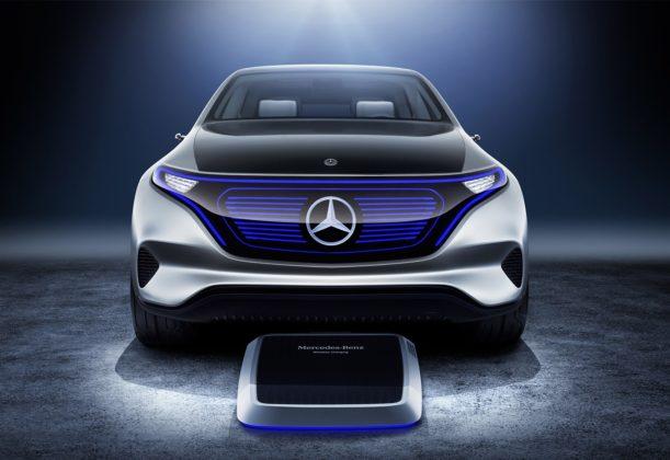 Mercedes-Benz, Jörg Heinermann, mobilidade, estratégia CASE, EQ