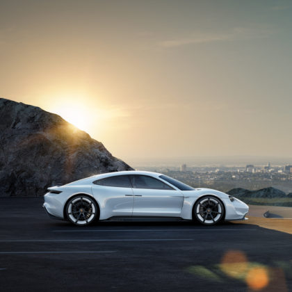 Porsche Mission E, Taycan