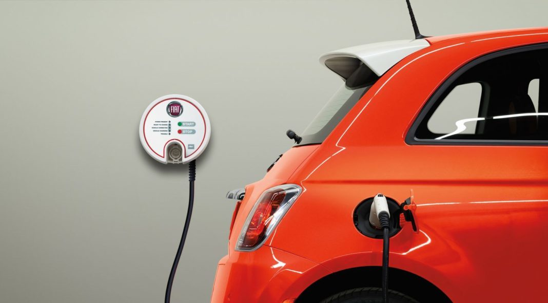 Fiat elétrica