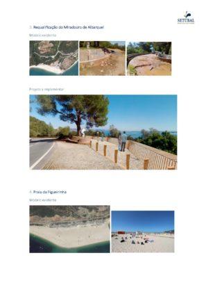 serra da Arrábida, praias, carro