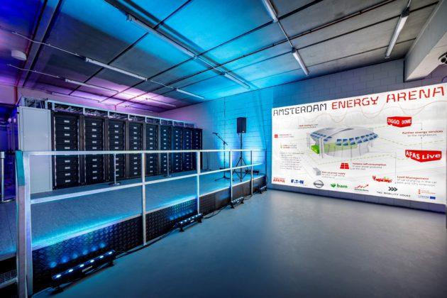 armazenamento de energia, baterias