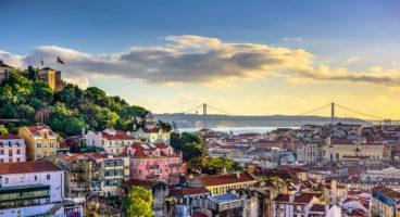 Lisboa, central fotovoltaica