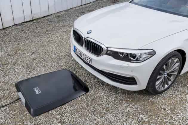 BMW, carregamento por indução