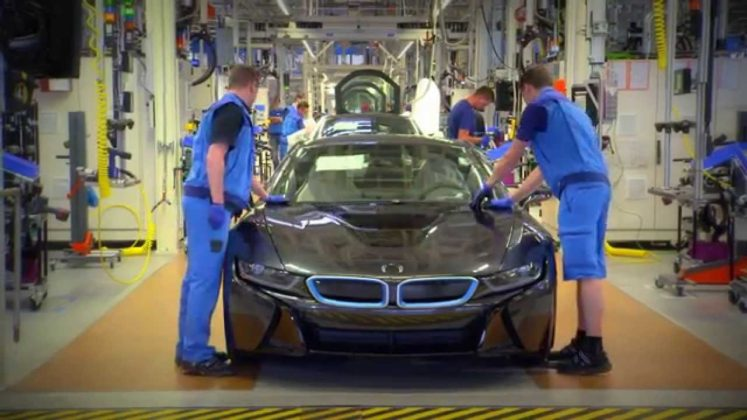 BMW, i