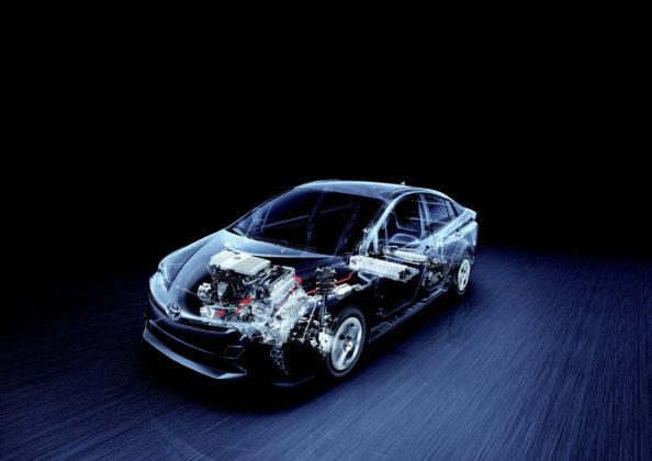 Toyota, Lexus