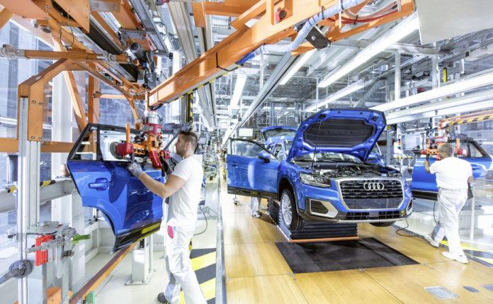 5G, Audi, Ericsson
