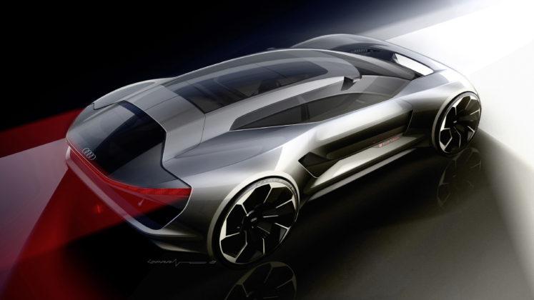 Audi PB18 e-tron
