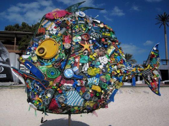lixo, praias, Oceanário