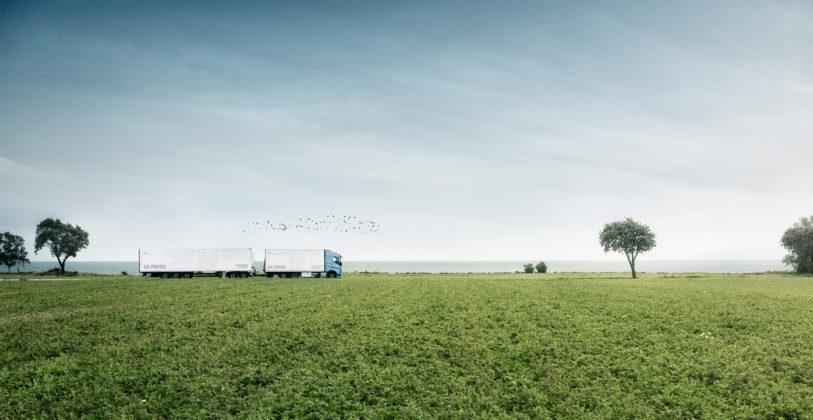 Camiões Volvo a Gás Natural
