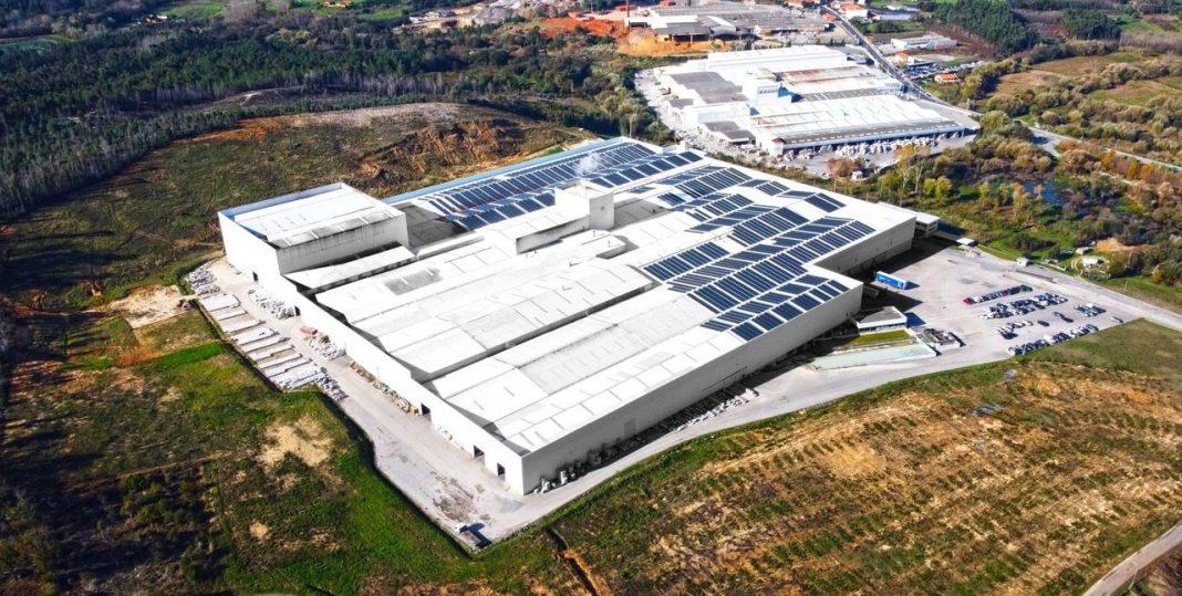 central fotovoltaica