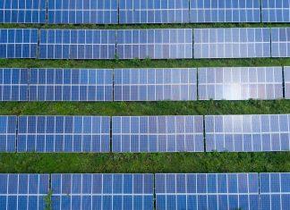 energia solar com painéis